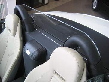 #1 Ranked Mercedes SLK R171 Windscreen Wind Deflector Windblocker Windstop