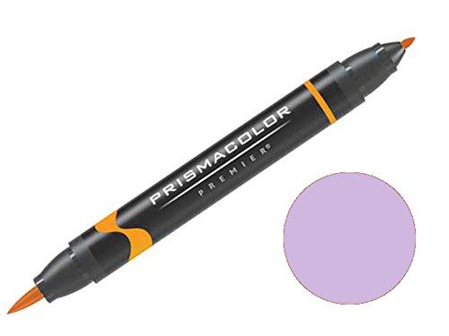 Prismacolor Premier Double-Ended Brush Tip Markers Greyed Lavender 147 (1773189)