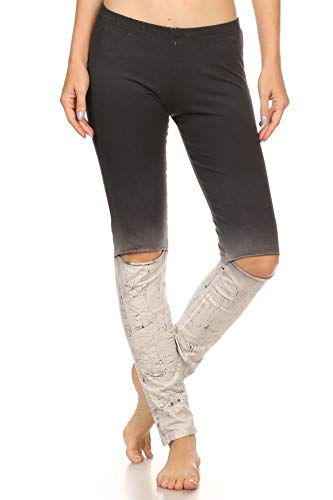 Used, T Party Women`s Full-Length Long Leggings with Knee for sale  Delivered anywhere in USA