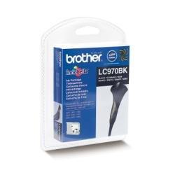 Brother LC970BK Inkjet/getto d'inchiostro Cartuccia originale 2330608 Consumabili stampanti InkJet