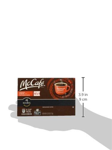 McCafe 100% Premium Arabica Medium Roast K-Cup Packs - 12 count