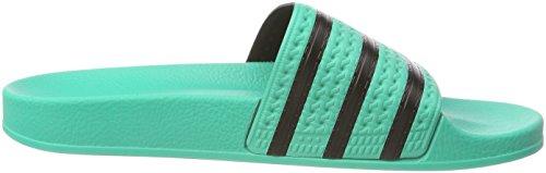 Hombre y Adilette S18 res Black de Adidas Hi Core Green Hi S18 res Verde Zapatos para Piscina Playa Green wx0IpHBIq