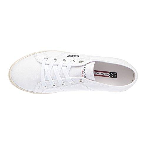 U.S. POLO Sneaker Chaussures femme avec lacets - mod. RUMBA4187S7-C1