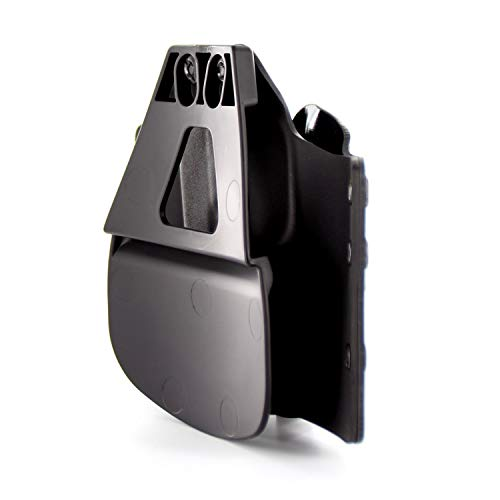Wear Paddle Holster - Paddle option for Outlaw OWB Holsters. The paddle option MUST be purchased and installed at our factory. Not for separate sale.