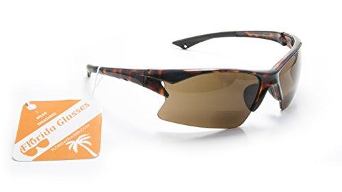 3d305afb2a8d Sunglasses Polycarbonate Wrap Around Magnifier FLORIDA product image