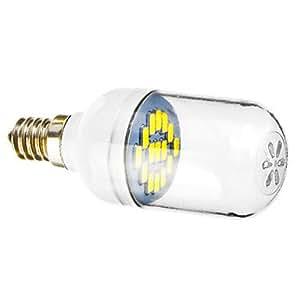 G9, 15 x 1,8 w 5730 SMD 120-140lm 5800-K 6200 fresca Bombilla blanca-Foco LED (220-240) v