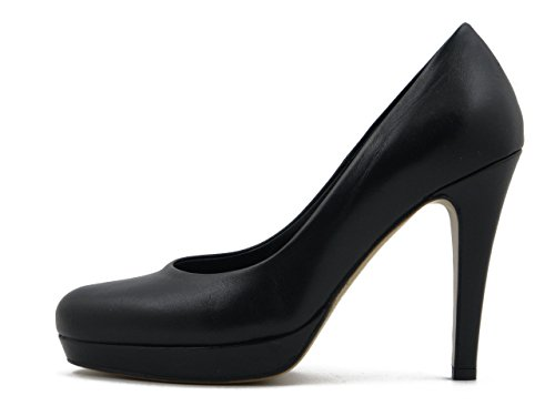 Black Shoes Court Osvaldo Pericoli Nero Women's IwqtExx6Cf