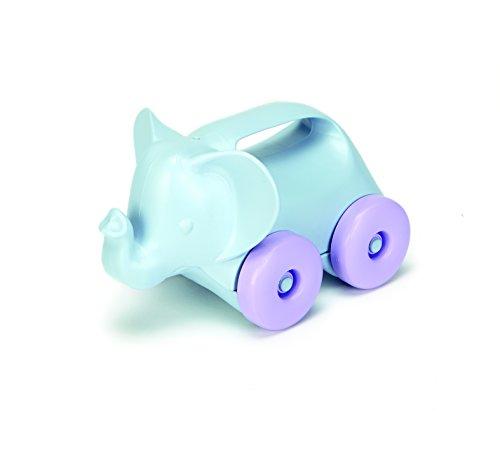 Green Toys Elephant-on-Wheels ()