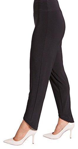 Sympli Womens Drop Ankle Pants Size 8 Black by Sympli