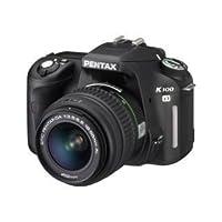 Pentax K100D Digital SLR Camera (18 - 55mm Lens Kit)