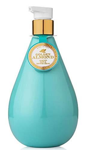 Lavender Bath Perlier - Perlier Golden Almond Bath & Shower Cream Pump ~16.9 oz