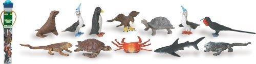 Safari Ltd Galapagos TOOB - Life Miniatures Toob