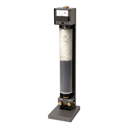 Thermo Scientific Barnstead D0805 Bantam Deionizer with Direct Reading Purity Monitor, 8.75' Lenght 6' Width 28.5' Height, 240V 50/60Hz, For Water Pretreatment and Deionization