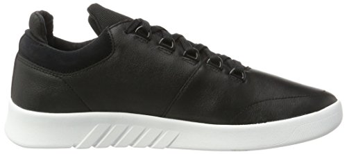 K Aero Swiss Black Homme Sneakers Trainer Noir Basses White qSFqpzw