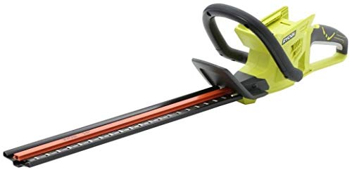 Ryobi 22 inch 40-Volt Lithium-ion Cordless Hedge Trimmer ONLY by Ryobi (Certified Refurbished)