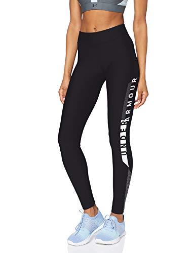 Under Armour Dames Ademende sportbroek voor vrouwen, comfortabele sportlegging met pasvorm en compressie. HeatGear…