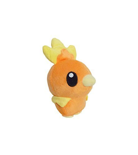 Pokemon: 5-inch Starter Fire Torchic (Plush Starter Game)