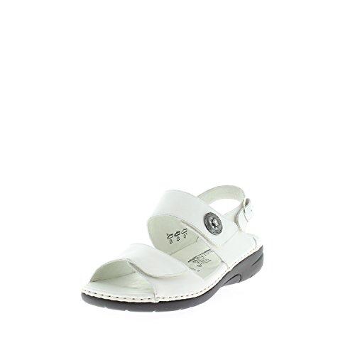 Rôdeur sandales gunna-couleur :  blanc
