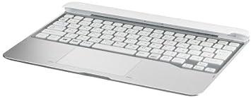 Fujitsu Slice Keyboard Teclado para móvil Blanco QWERTZ ...