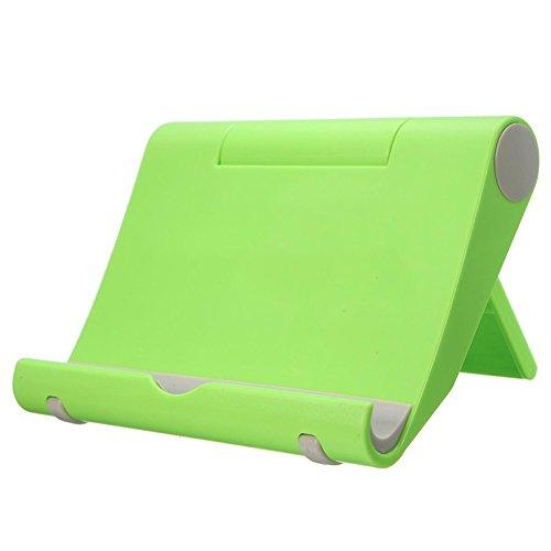 SODIAL(R) Universal Foldable Table Desktop Desk Stand Holder Mount Cradle For Phone Tablet
