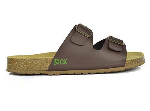 Biox  Biox-malaga, Herren Sandalen Sano Flor Brown
