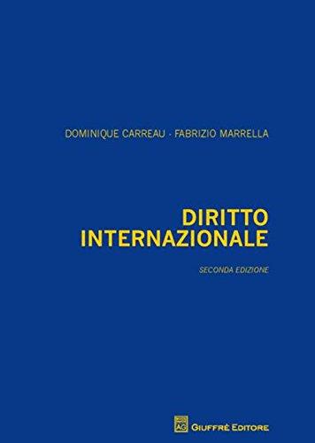 Diritto internazionale Copertina flessibile – 9 lug 2018 Fabrizio Marrella Dominique Carreau Giuffrè 8814229112