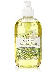 Ginvera Lemongrass Gel Hand Soap, 0.5 liters