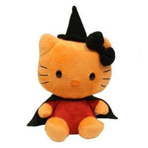 Ty Beanie Baby Hello Kitty Witch -