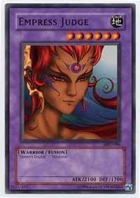 Yu-Gi-Oh! - Empress Judge (MRD-046) - Metal Raiders - Unlimited Edition - Common