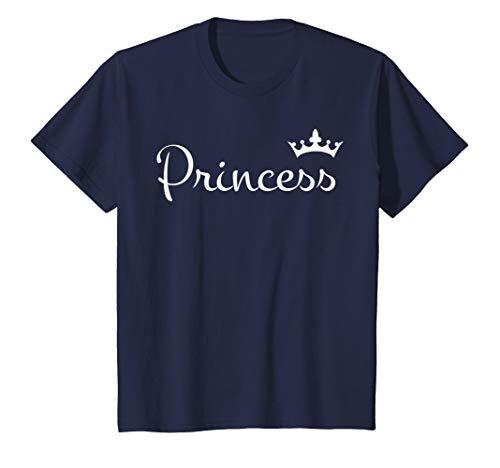 Prince and Princess Shirts Matching Couple Outfits Tees