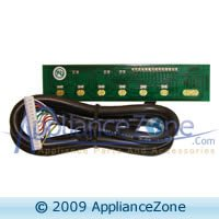 Dacor 82633 Downdraft Vent Touch Control Board Genuine Original Equipment Manufacturer (OEM) part