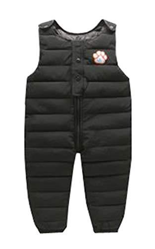 088d15dc7c757  エージョン  サロペット ズボン オーバーオール ダウンコットン 子供服 男の子 女の子 厚手 アウター キッズ ジュニア