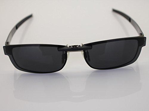 1cc1491c35e Custom Fit Polarized CLIP-ON Sunglasses For Oakley Metal Plate (55) OX5038  55X18