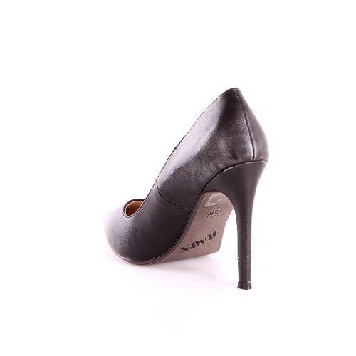 Womens HIGH Heel Court HIGH Heel Shoes new Designer shoes Black - Black TjIvuE