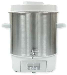 Brau Caldera Brew Ferm Pro eléctrica