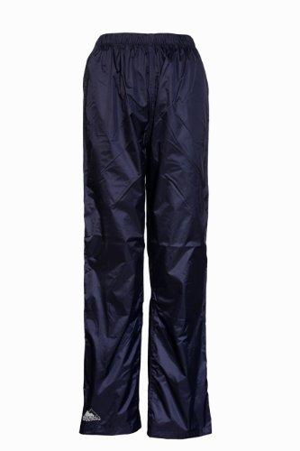 Cox Swain Damen 2-Lagen Outdoor Funktions Regenhose - 3.000mm Wassersäule - 3.000mm Atmungsaktivität, Farbe: Black, Größe: M