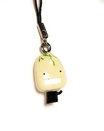 Moyasimon Tales of Agriculture Mini Microbe Mascot Figure Strap - (Erwinia carotovora)