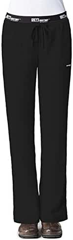 Grey's Anatomy Women's Active Women's 3-Pocket Logo Waist Drawstring Pant
