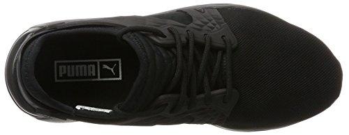 Unisex Black Sneaker Cage Black Black Mono Puma Schwarz Blaze Erwachsene dqzwnFxR