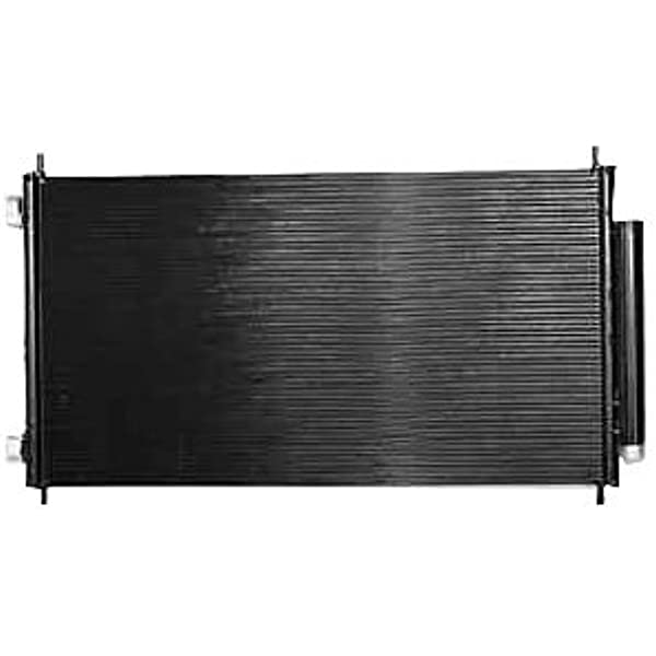 For Honda CRV Replacement AC Condenser With 6MM Core