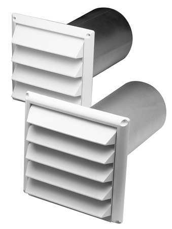 Supply And Exhaust Hood 5 Inch Duct (Fantech Box Fans)