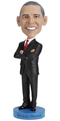 Royal Bobbles Barack Obama Bobblehead]()