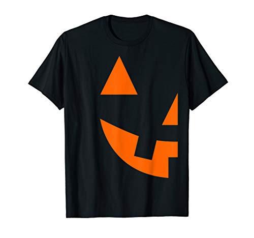 Couples Halloween Costume Ideas, Matching Pumpkin Shirts