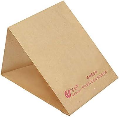 TwoCC Accesorios de aspiradora, bolsas de polvo de papel de filtro ...