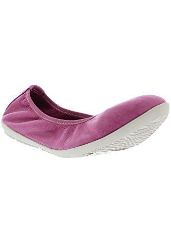 Softinos Damer Oki451sof Vaskede Lukkede Ballerinaer Lyserød (pink) jpKBI4Dhod
