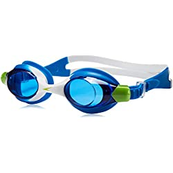 Speedo Kids Skoogles Swim Goggle, Blue Ocean, One Size