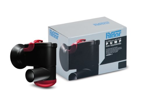 Hydor Pico Evo-Mag 180 Circulation Pump with Magnet Mount, 180 GPH by Hydor