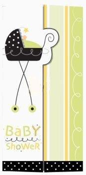Fun Stroller Baby Shower Theme - 4