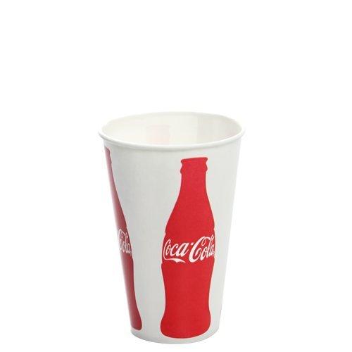 Cola Coca Paper - Apex C-KCP12(Coke) Karat Paper Cold Cup,