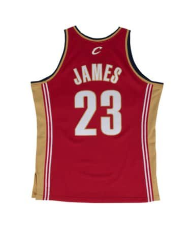a460e7c72b1a Lebron James Cavs Jersey - Trainers4Me